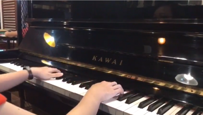 Japan Used Piano Kawai KS-2F - Waltz in C minor Op.64 No.2