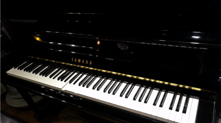 Japan Used Piano Yamaha MX101R - Classical