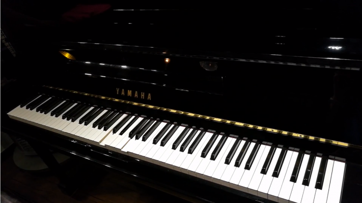 Japan Used Piano Yamaha MX101R - Classical Tune