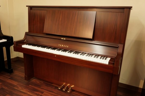 Japan Used Piano Yamaha W101 - Front photo