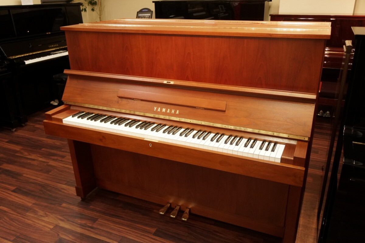 Japan Used Piano-Yamaha W103