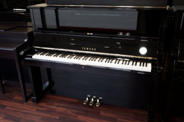Japan Used Piano Yamaha U1H - front