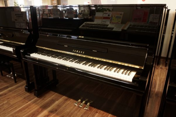 Japan Used Piano Yamaha U3M - front